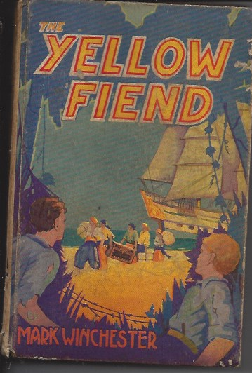Image for Yellow Fiend