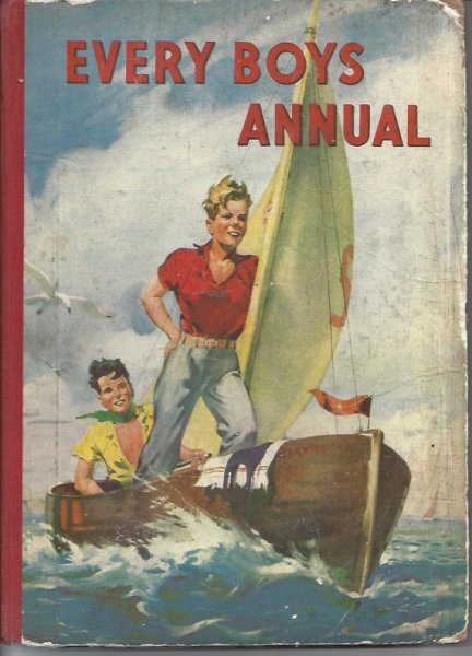 Image for Every Boys Annual