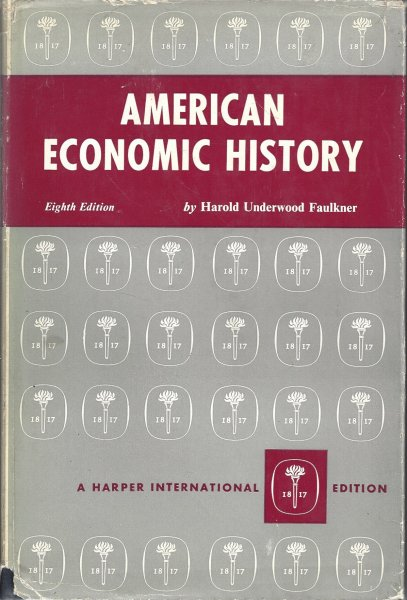 Image for American Economic History