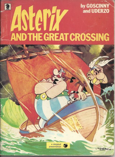 Image for Asterix and the Great Crossing