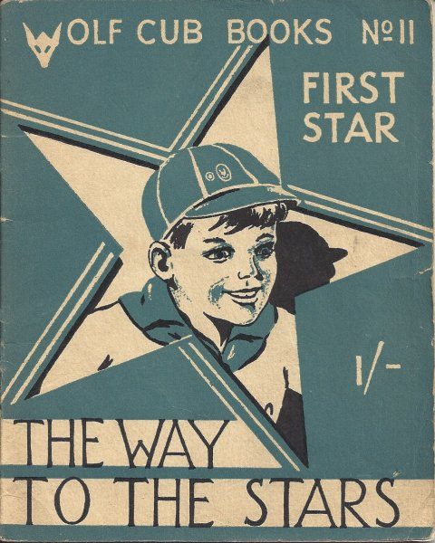 Image for The Wolf Cub Books No. 11 - the Way to the Stars - first star
