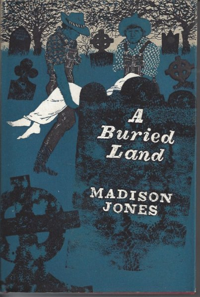Image for A Buried Land