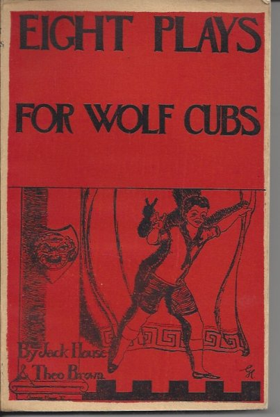 Image for Eight Plays for Wolf Cubs