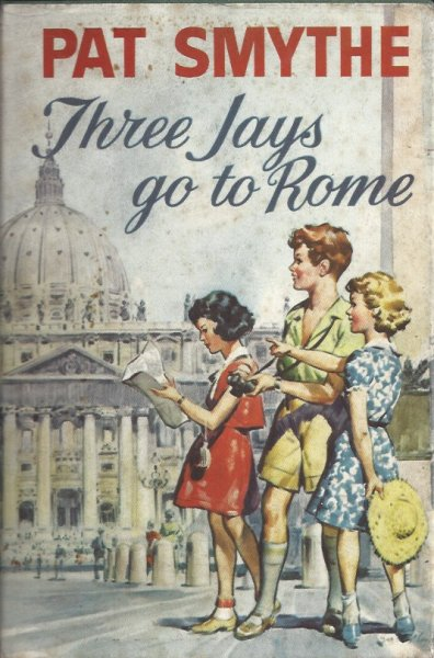 Image for Three Jays Go to Rome - 6th Adventure of the 3 Jays