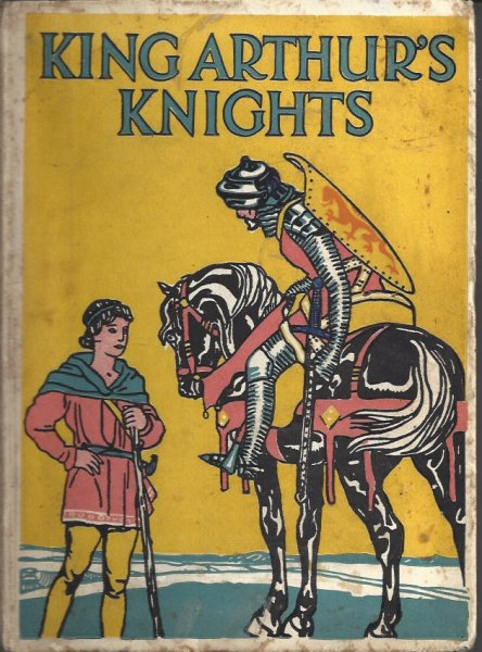 Image for King Arthur's Knights Told to the Children