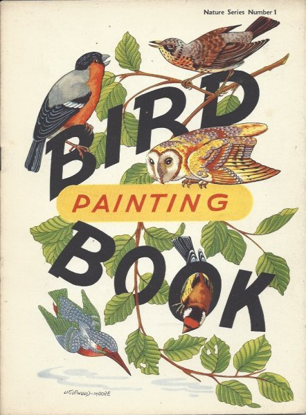 Image for Bird Painting Book Nature Series number 1