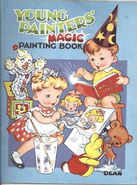 Image for Young Painters' Magic Painting Book