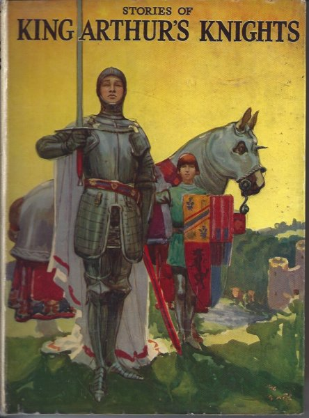 Image for Stories of King Arthur's Knights Told to the Children