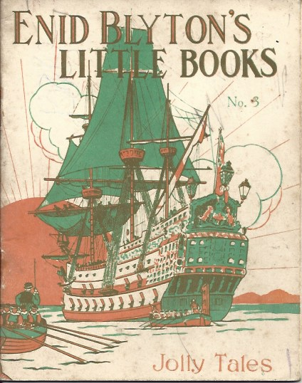 Image for Enid Blyton's Little Books No.3. JOLLY TALES