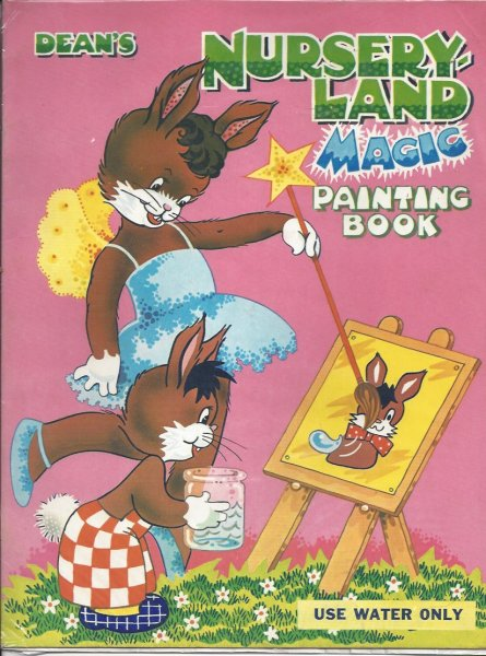 Image for Nursery-Land (Nurseryland) Magic Painting Book) Use Water Only
