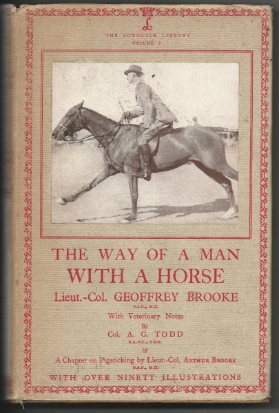 Image for The Way of a Man with a Horse
