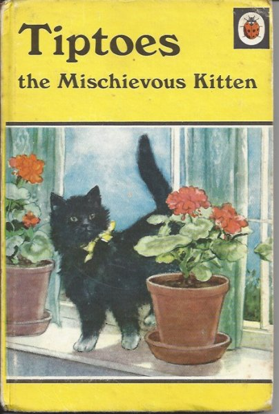 Image for Tiptoes, the Mischievous Kitten