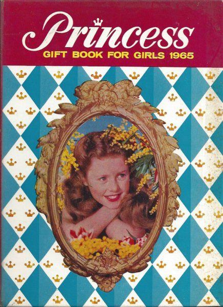 Image for Princess Gift Book for Girls 1963