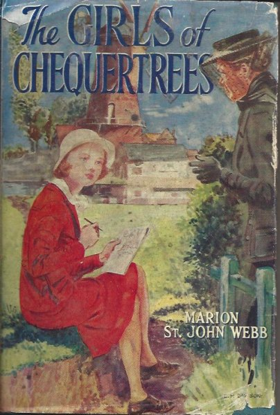 Image for The Girls of Chequertrees