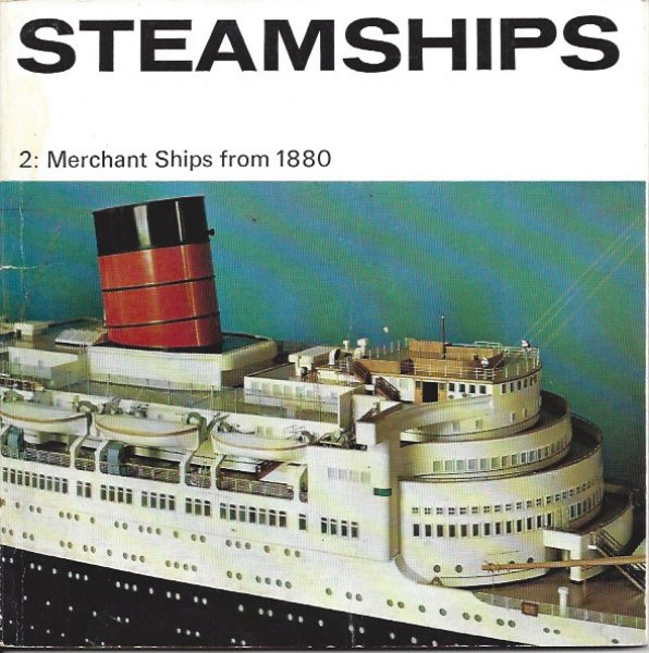 Image for Steam Ships Merchant Ship from 1880