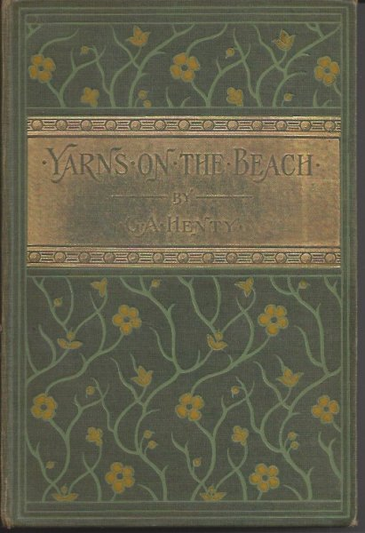 Image for Yarns on the Beach A Bundle of Tales, with 2 Full-Page Illustrations