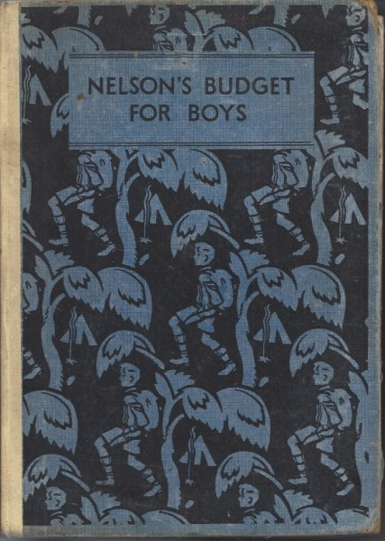 Image for Nelson's Budget for Boys