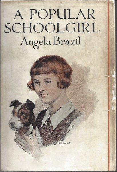 Image for A Popular Schoolgirl Illustrated