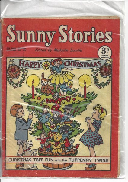 Image for Sunny Stories - December 26th 1954