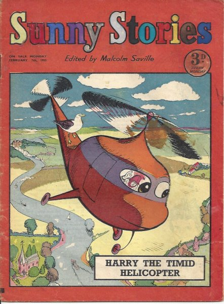 Image for Sunny Stories - February 7th 1955
