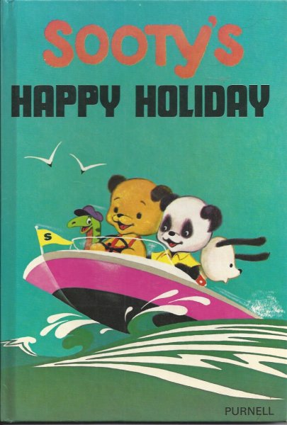Image for Sooty's Happy Holidays