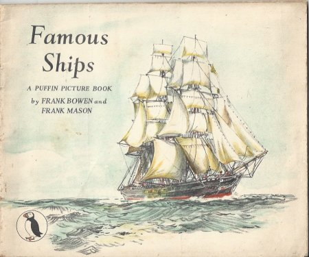 Image for FAMOUS SHIPS - a Puffin Picture Books