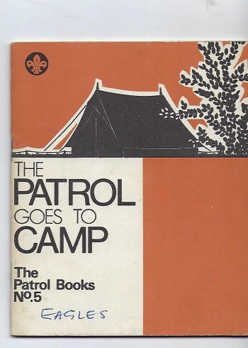 Image for The Patrol Books - the Patrol Goes to Camp