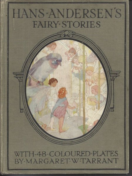Image for Hans Andersen's Fairy Stories With 48 Colour Plates