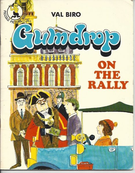 Image for Gumdrop on the Rally