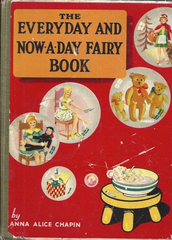 Image for The Everyday and Now-A-Day Fairy Book