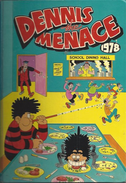 Image for Dennis the Menace 1978