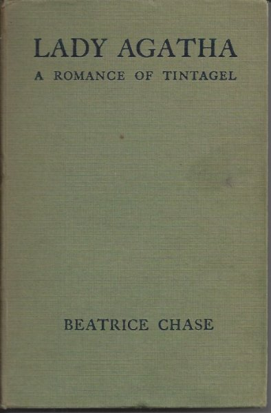 Image for Lady Agatha A Romance of Tintagel