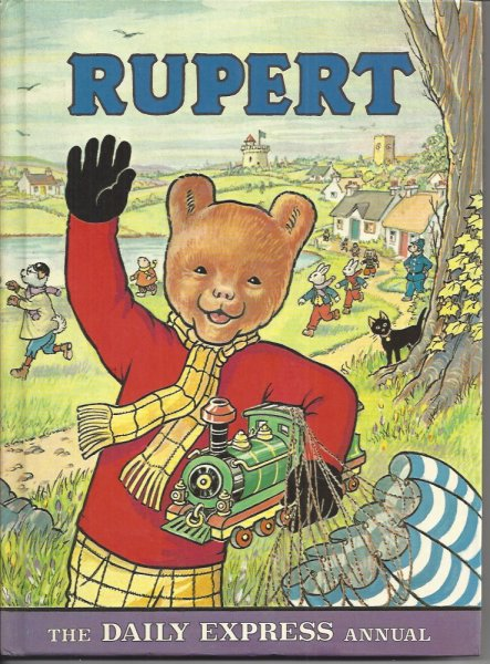 Image for Rupert Annual 1976