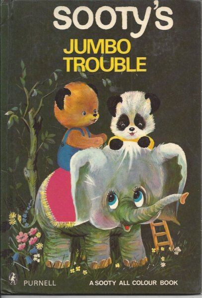 Image for Sooty's Jumbo Trouble