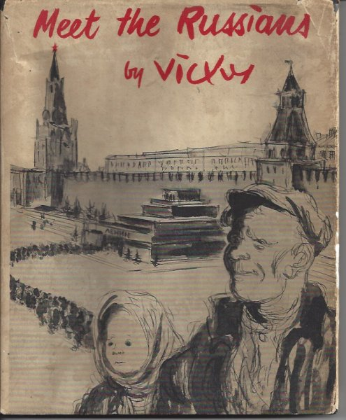 Image for Meet the Russians A Sketch Book