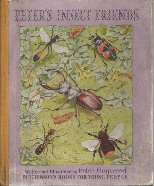 Image for Peter's Insect Friends