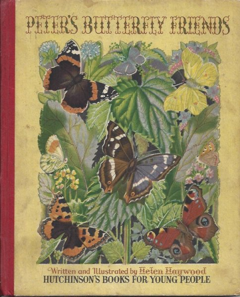 Image for Peter's Butterfly Friends