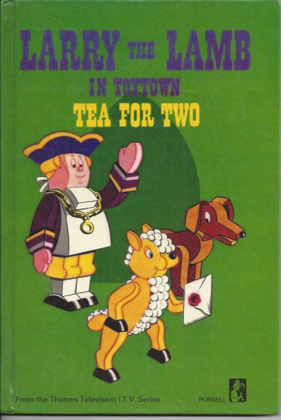 Image for Larry the Lamb in Toytown Tea for Two