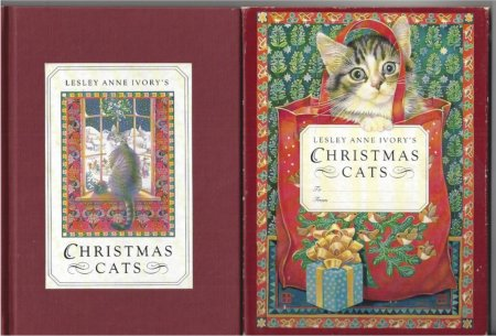Image for Lesley Anne Ivory's Christmas Cats
