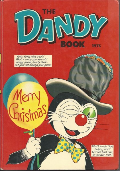 Image for The Dandy Book 1975