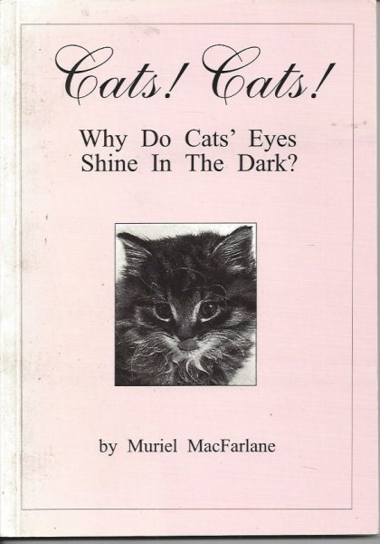 Image for Cats ! Cats ! - Why Do Cats' Eyes Shine In The Dark ?