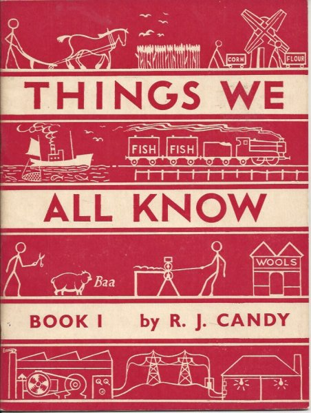 Image for Things We all Know Book 1