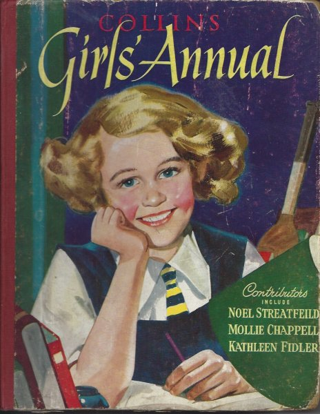 Image for Collins Girls' Annual