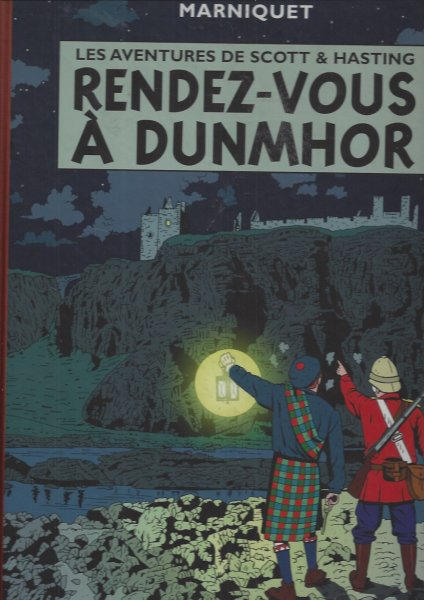 Image for Les Adventures De Scott & Hasting Rendez-Vous a Dunmhor