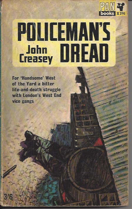 Image for Policeman's Dread