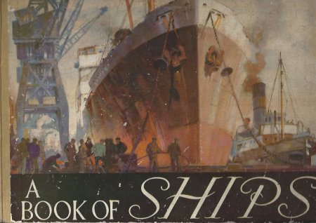 Image for A Book of Ships