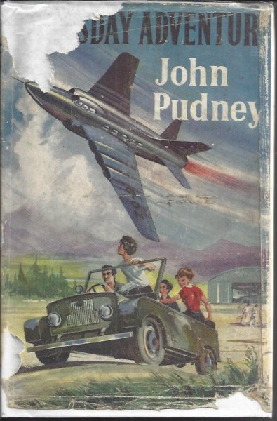 Image for Thursday Adventure - the Stolen Airliner A Story for Boys and Girls