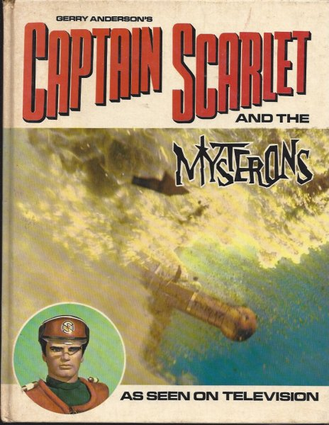 Image for Captain Scarlet and the Mysterons As Seen on Television