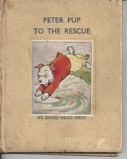 Image for Peter Pup to the Rescue