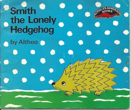 Image for Smith the Lonely Hedgehog